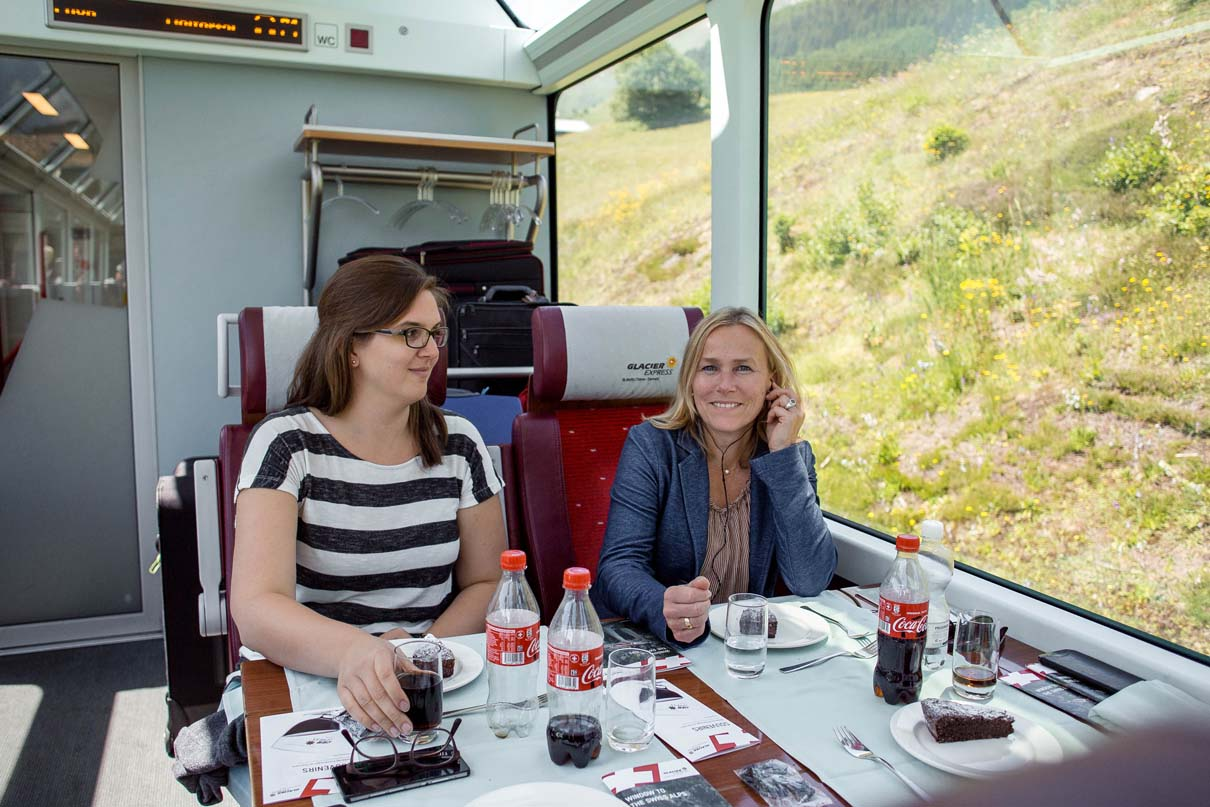 Jubiläumsreise Glacier Express Chur Zermatt (1)
