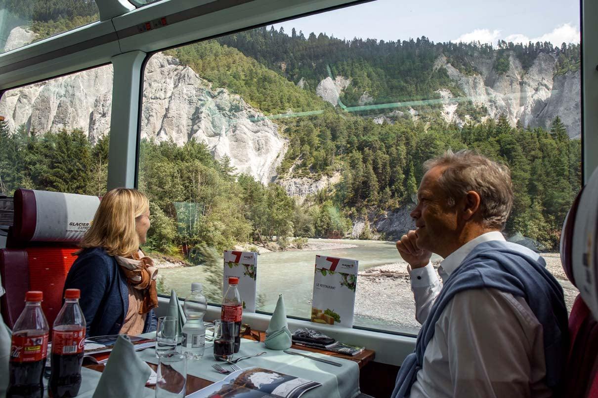 Jubiläumsreise Glacier Express Chur Zermatt (11)