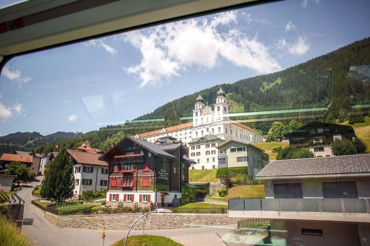 Jubiläumsreise Glacier Express Chur Zermatt (17)