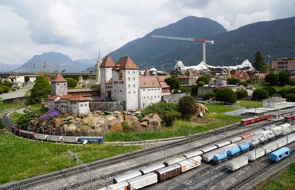 Swiss-Minitare-Medlide-Schloss-Bern