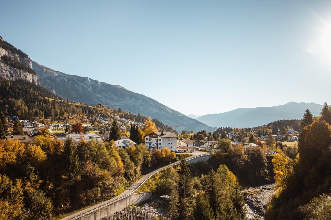 Herbstwanderung in Flims