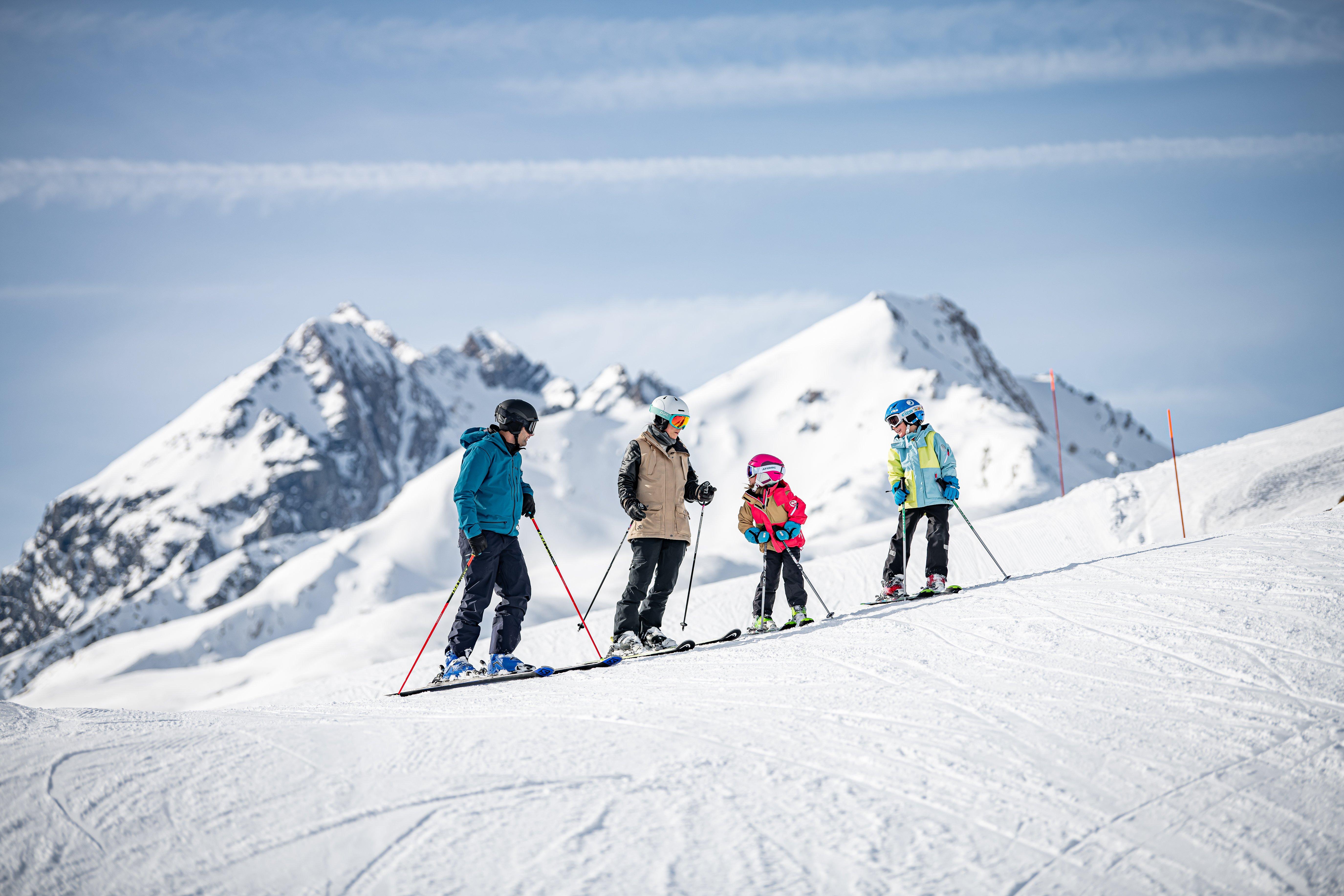 Familie Skigebiet Brigels-1