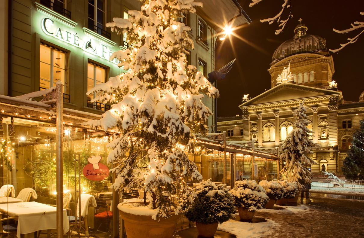 weihnachten-Bern